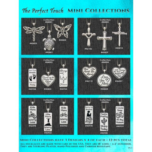 THE PERFECT TOUCH NECKLACE MINI COLLECTION