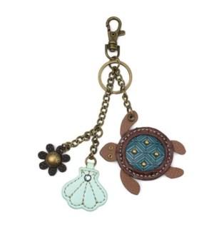 Mini Keychain - Turtle
