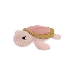 SEA TREASURES - 13.5IN PINK TURTLE