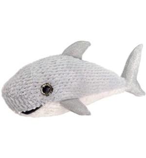 SEA TREASURES - 16.5IN GREY SHARK