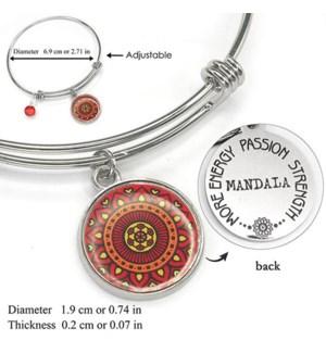 Mandala Red- Coral / UPC= 684500055793