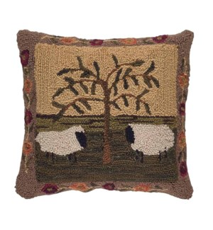 WILLOW & SHEEP HK 18 PLW-FEATH