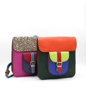 "REMI, Bag&Backpack, plain            10 1/4""x 11"""