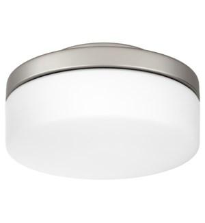 DAMP LED KIT 18w - Satin Nickel