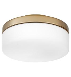 DAMP LED KIT 18w - Aged Brass
