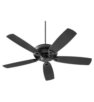 Alto Patio 62-in Black Indoor/Outdoor Ceiling Fan (5-Blade)
