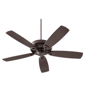 Alto Patio 62-in Oiled Bronze  ndoor/Outdoor Ceiling Fan (5-Blade)