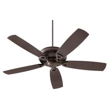 Alto Patio 62-in Oiled Bronze  ndoor/Outdoor Ceiling Fan (5-Blade)