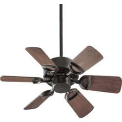 Estate Patio 30-in Old World Indoor/Outdoor Ceiling Fan (6-Blade)