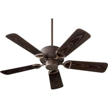Estate Patio 42-in Oiled Bronze Indoor/Outdoor Ceiling Fan (5-Blade)