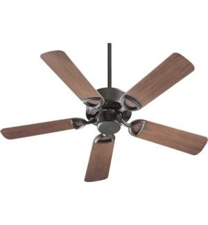 Estate Patio 42-in Old World Indoor/Outdoor Ceiling Fan (5-Blade)