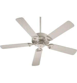 Estate Patio 52-in Antique White Indoor/Outdoor Ceiling Fan (5-Blade)