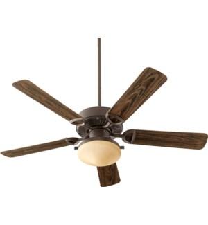 Estate Patio 52-in Oiled Bronze Indoor/Outdoor Ceiling Fan (5-Blade)