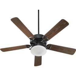 Estate Patio 52-in Old World  Indoor/Outdoor Ceiling Fan (5-Blade)