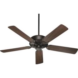 All-Weather Allure 52-in Oiled Bronze  Indoor/Outdoor Ceiling Fan (5-Blade)