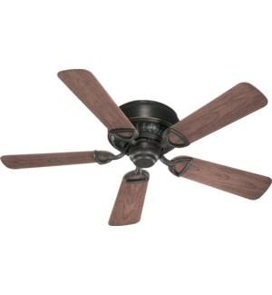 Medallion Patio 42-in Old World Indoor/Outdoor Ceiling Fan (5-Blade)
