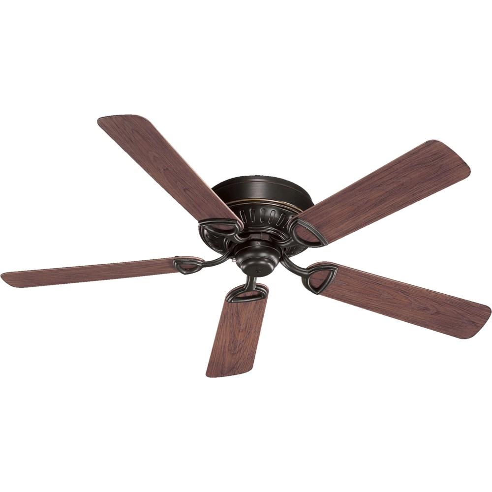 Medallion Patio 52-in Old World Indoor/Outdoor Ceiling Fan (5-Blade)