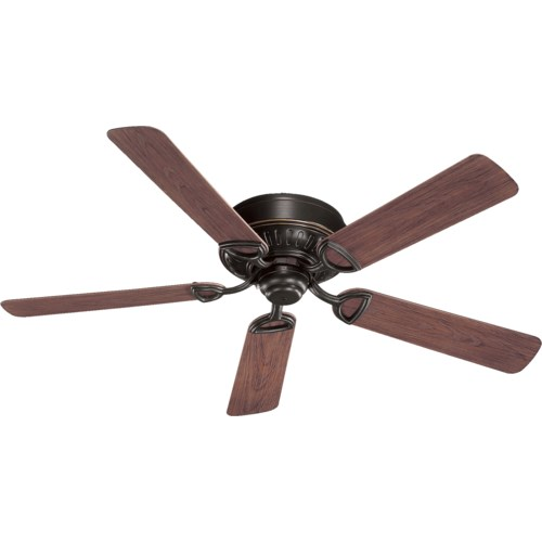 Medallion Patio 52-in Old World Indoor/Outdoor Ceiling Fan (5-Blade)