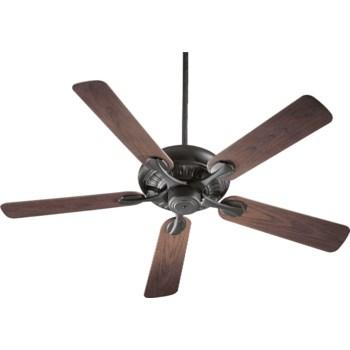 Pinnacle Patio 52-in Old World Indoor/Outdoor Ceiling Fan (5-Blade)