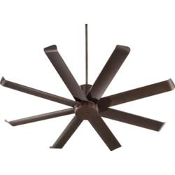 Proxima Patio 60-in Oiled Bronze Indoor/Outdoor Ceiling Fan (8-Blade)