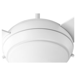 "Expo 52"" Three-Blade Studio White LED Ceiling Fan"