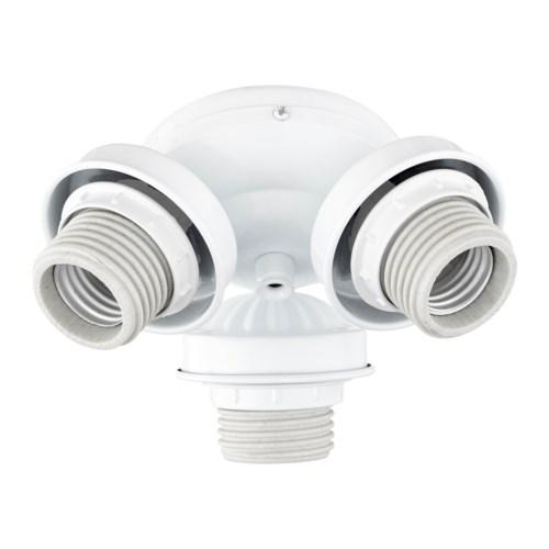 3LT LED LK HDW - WH