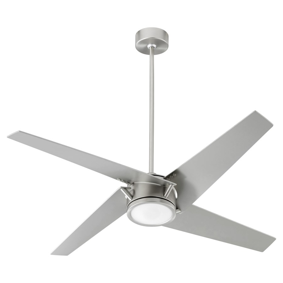 "Axis 54"" Satin Nickel Ceiling Fan"