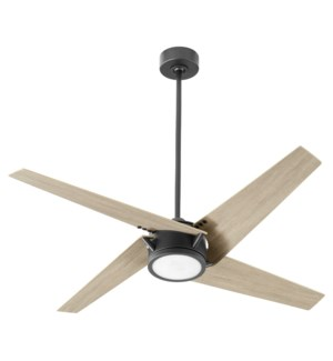 "Axis 54"" Noir Ceiling Fan"