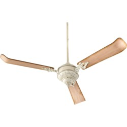 Brewster 60-in 3 Blade Persian White Traditional Ceiling Fan