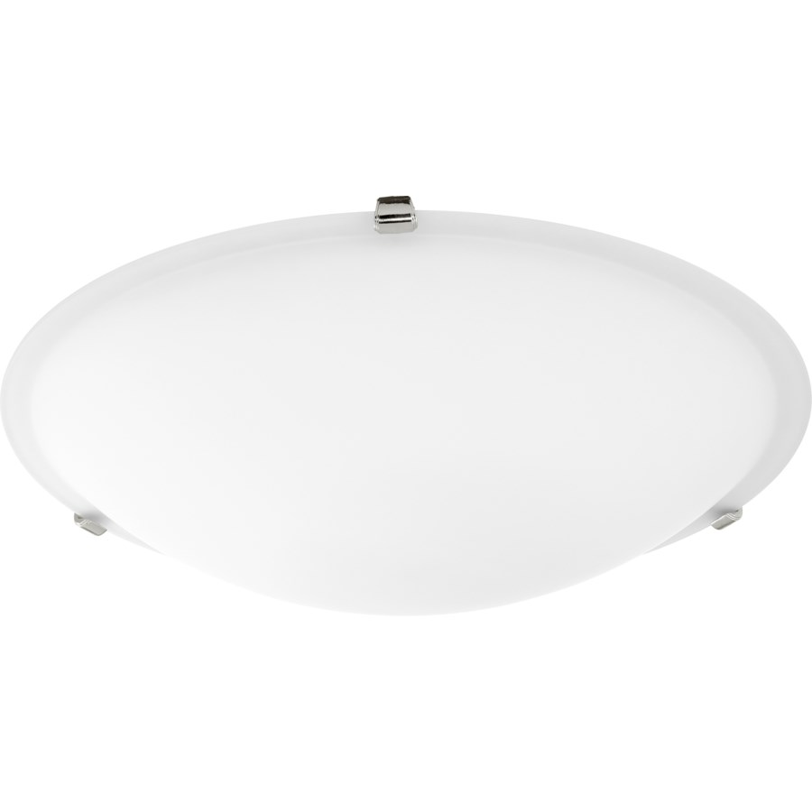 20 Inch Ceiling Mount Polished Nickel