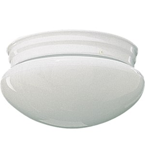 6 Inch Ceiling Mount White