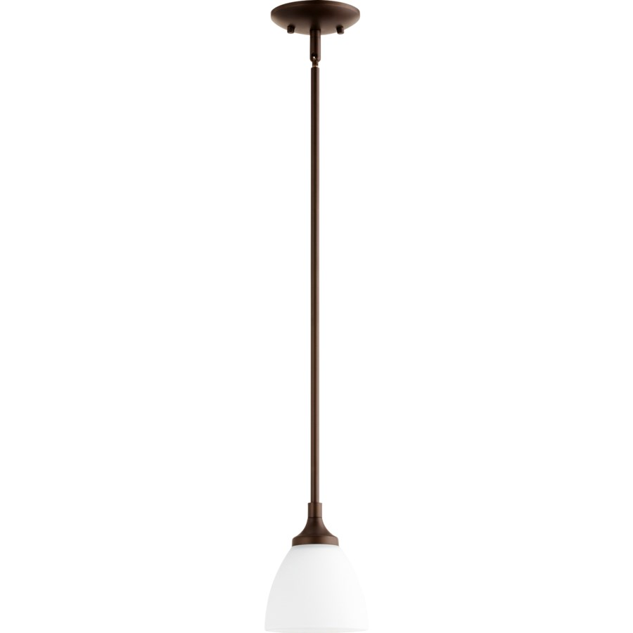 Enclave Oiled Bronze Transitional Mini Pendant