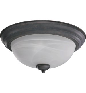 15 Inch Ceiling Mount Toasted Sienna