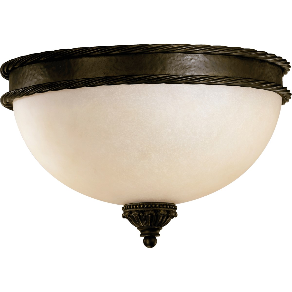 Alameda 15 Inch Ceiling Mount Oiled Bronze