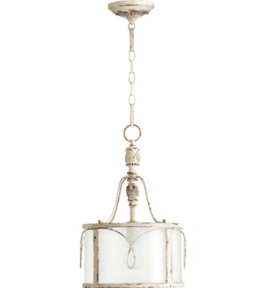 Salento Persian White Transitional Pendant