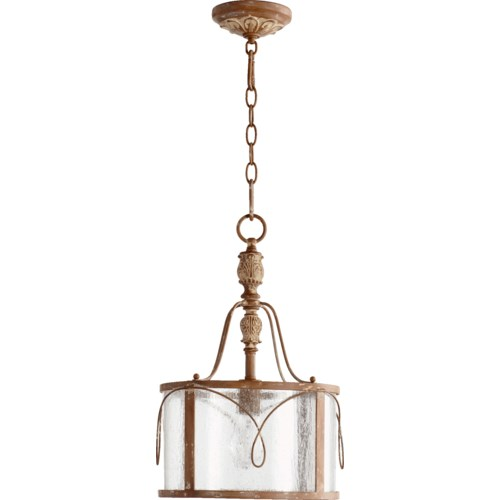 Salento French Umber Traditional Pendant