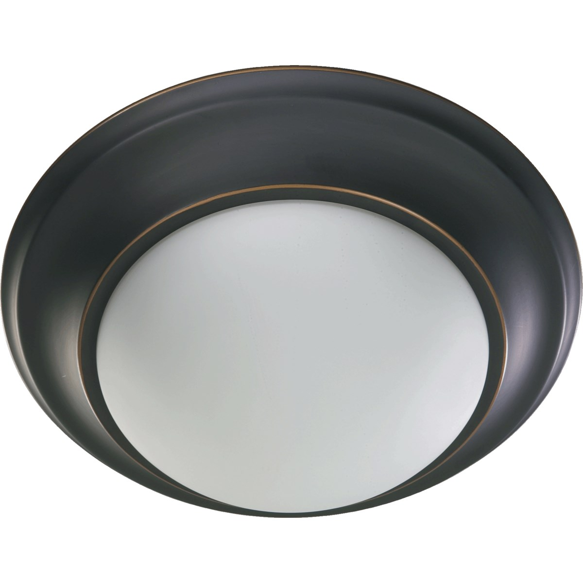 17 Inch Ceiling Mount Old World
