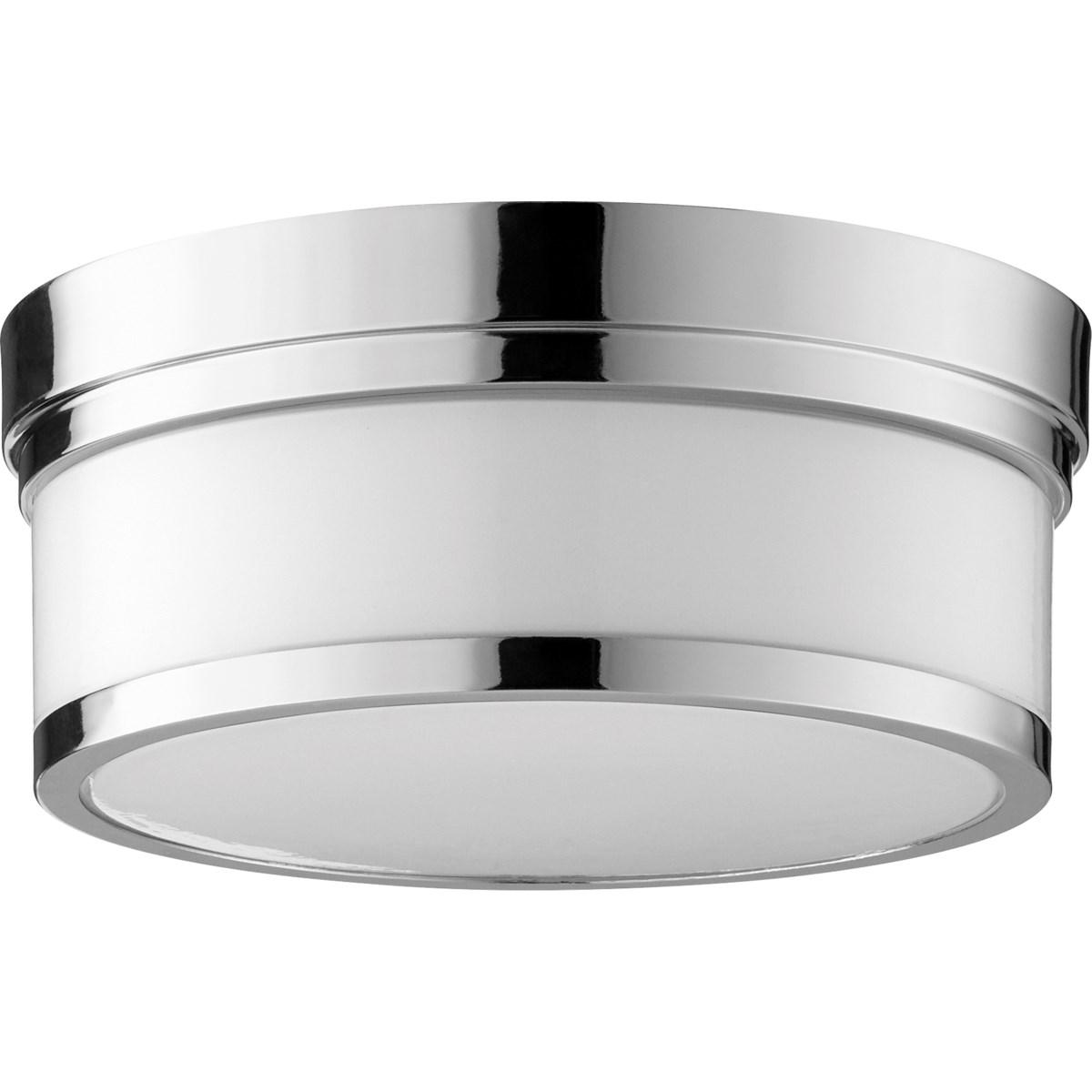 Celeste 12 Inch Ceiling Mount Polished Nickel