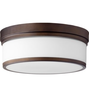 Celeste 14 Inch Ceiling Mount Oiled Bronze