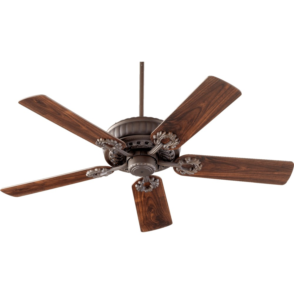 Empress 52-in 5 Blade Oiled Bronze Traditional Ceiling Fan
