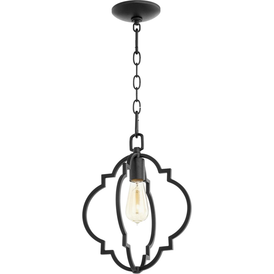 Dublin Black Transitional Pendant