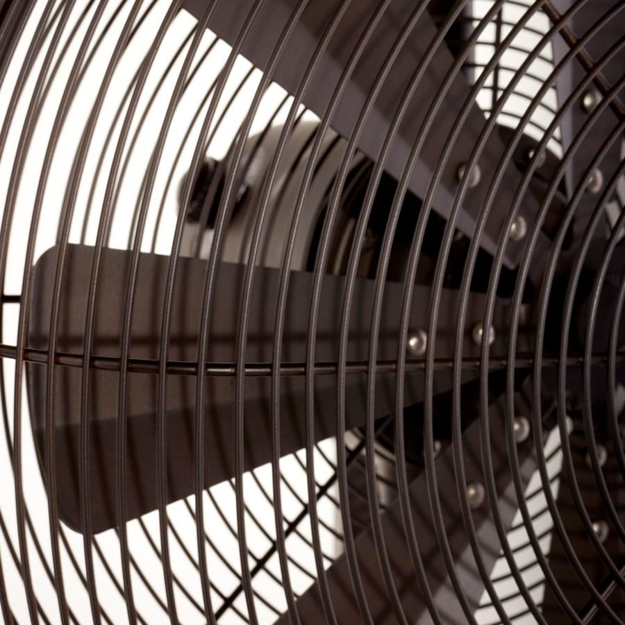 Windmill 70-in 8 Blade Oiled Bronze Modern Farmhouse Floor Fan