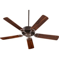 ESTATE 52-in 5 Blade Oiled Bronze Traditional Ceiling Fan