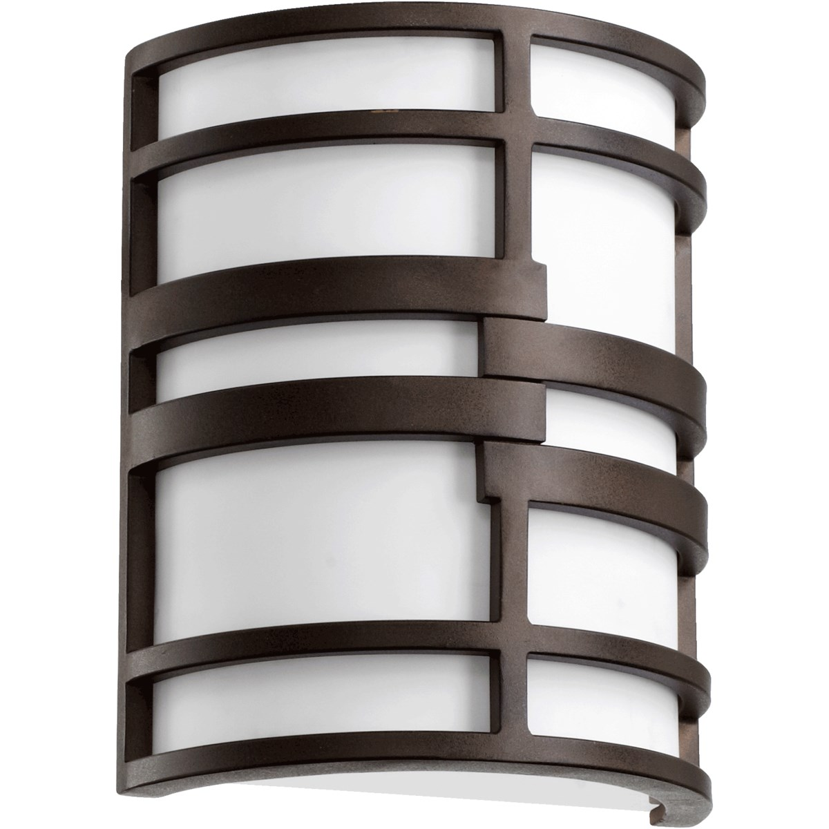 2 Light Transitional Oiled Bronze Wall Sconce