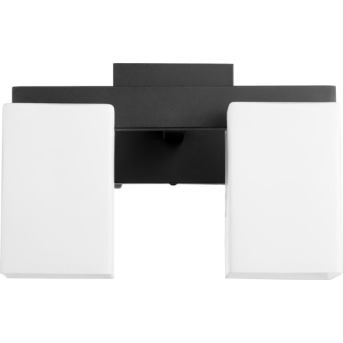 Modus 2 Light Modern and Contemporary Black Wall Sconce