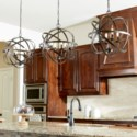 Celeste 4 Light Zinc Transitional Chandelier