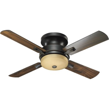 Davenport 52-in 4 Blade Old World  Transitional Ceiling Fan