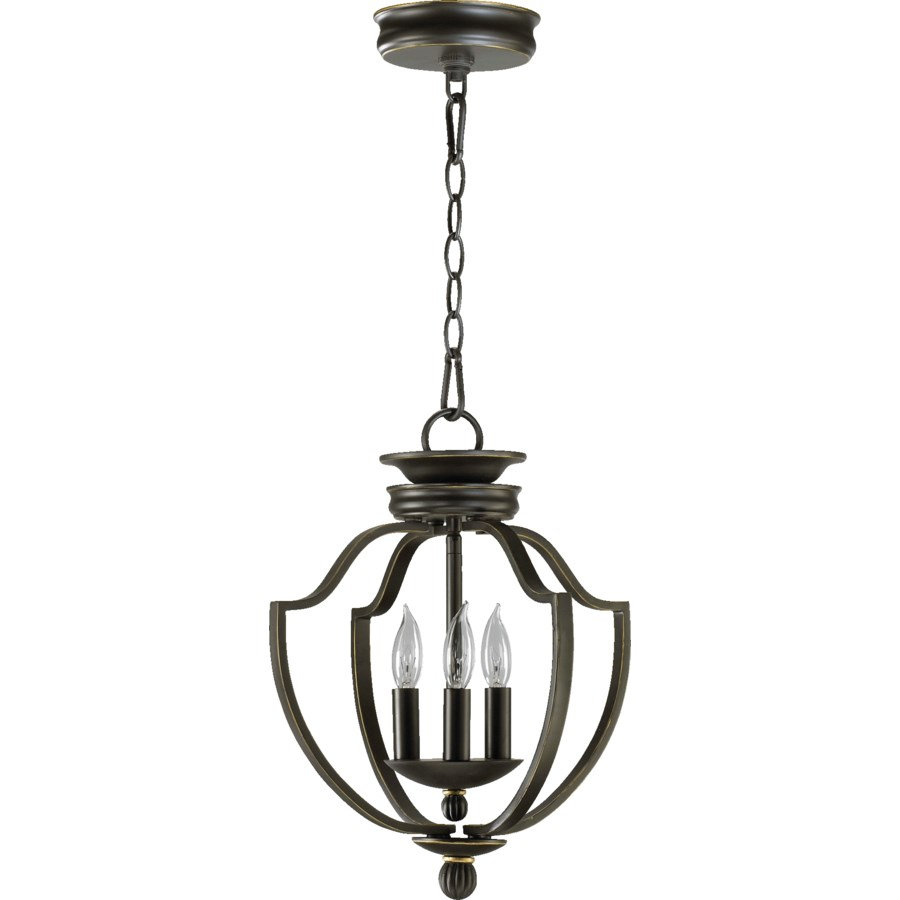 Cole 3 Light Old World  Pendant