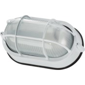 8 Inch Ceiling Mount White