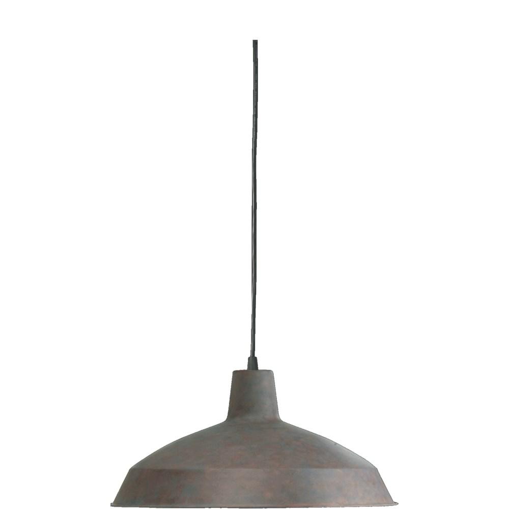 Hood Cobblestone Industrial Pendant